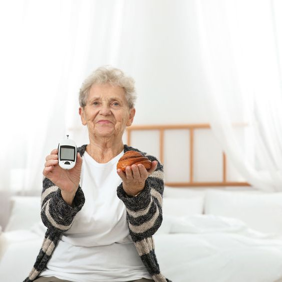 5 Best Foods for Seniors with Diabetes