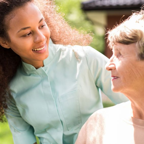 Using the 5 Senses in caring for Dementia patients