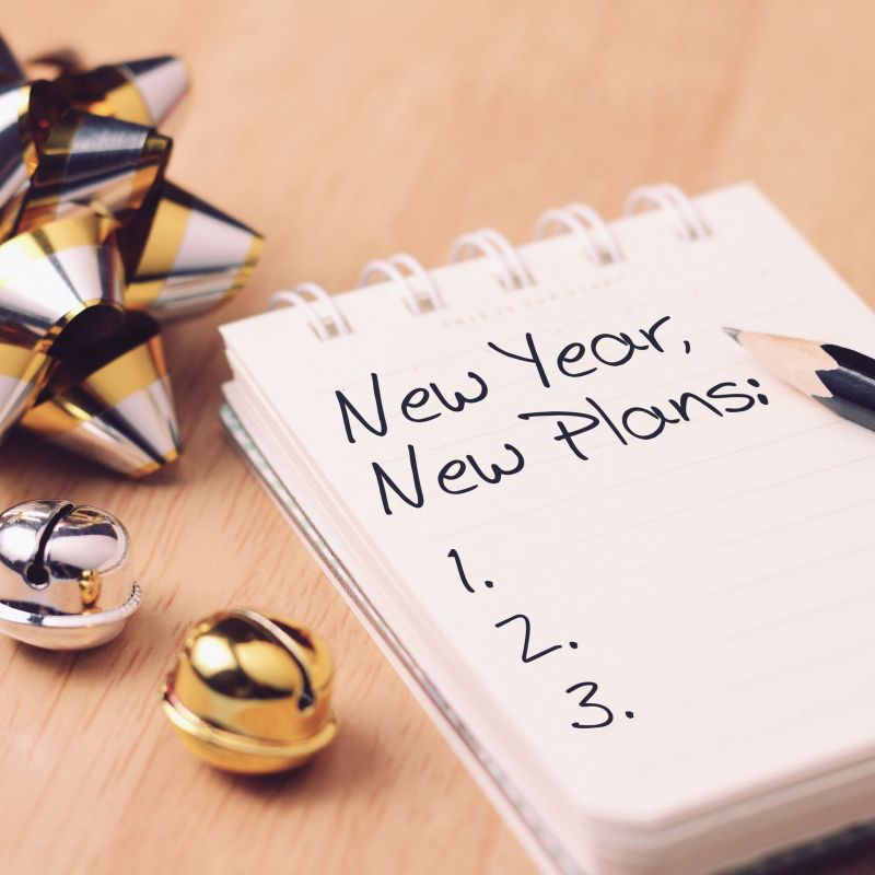New Year Goals for Caregivers
