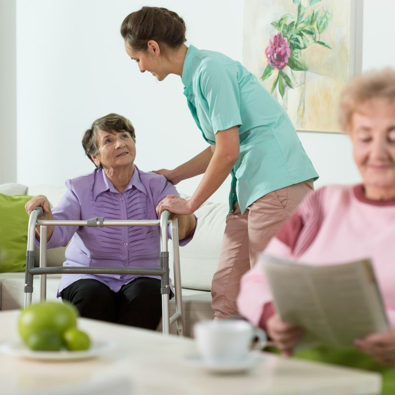 How To Prevent Falls in Elderly
