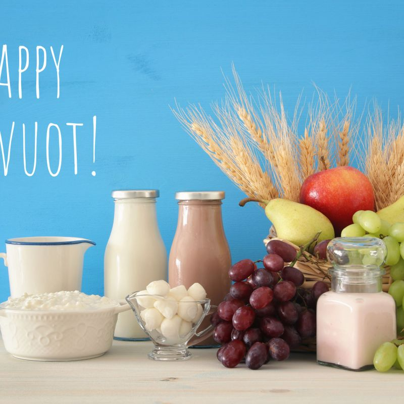 The Significance of the Shavuot