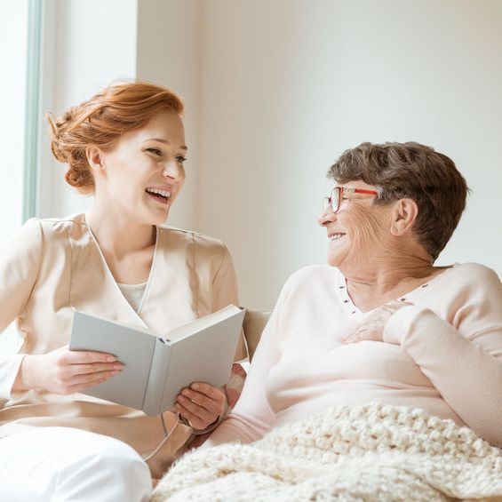 6 Best Way to Make Seniors Laugh