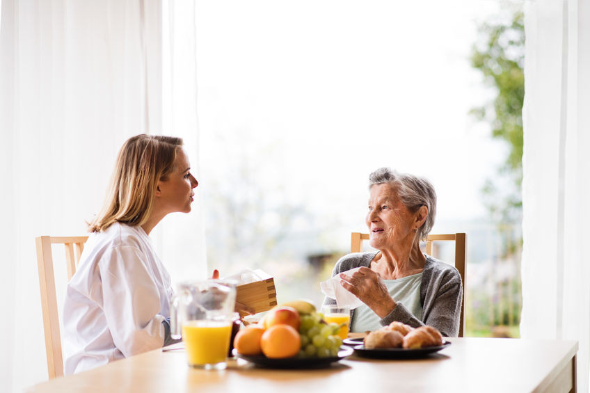 Elderly Care: Lose of Appetite, 6 Ways to Improve It