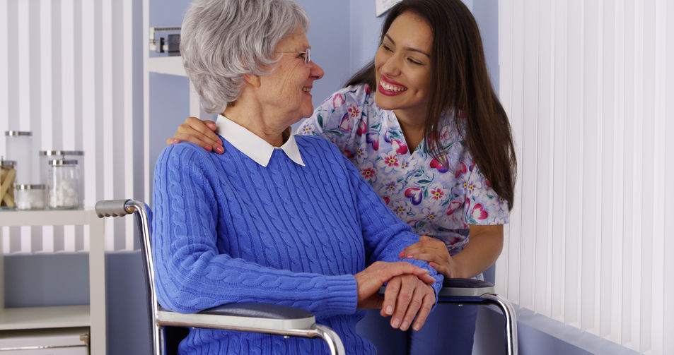 6 Reasons Why Being A Caregiver Is Awesome
