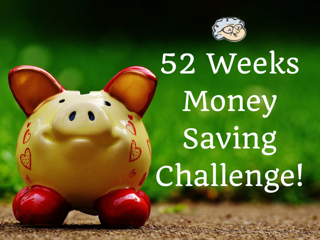 52 Weeks Money Saving Challenge: Would You Give It a Go?