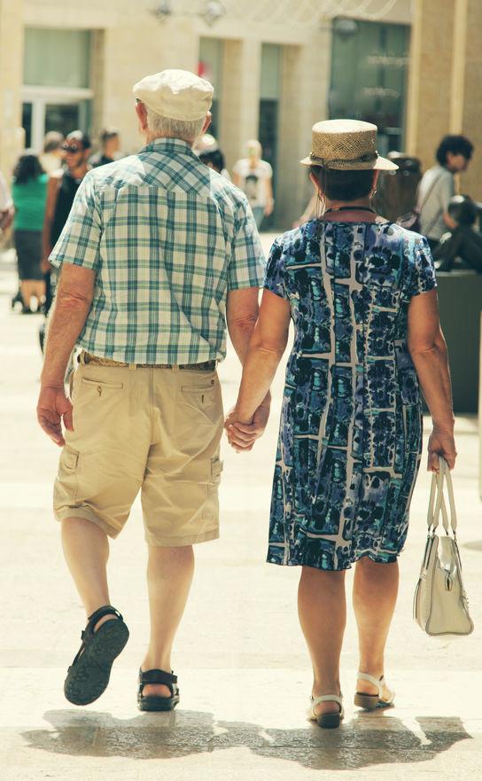 Как одеваться в пожилом возрасте. Советы и предложения.