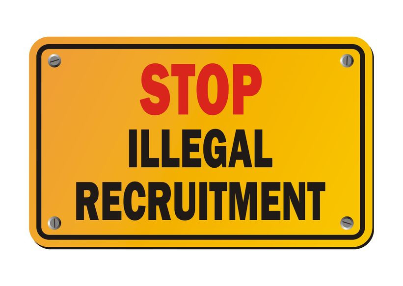 Advisory: Beware of Illegal Recruitment For Caregiver Jobs In Canada