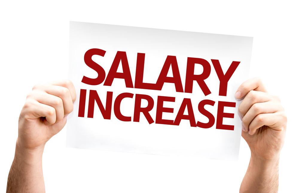 Minimum Salary Increase, Implemented