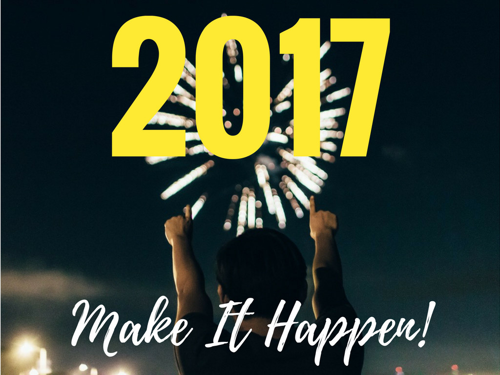 Set Goals, Make Resolutions, And Achieve Them, This 2017 (II)