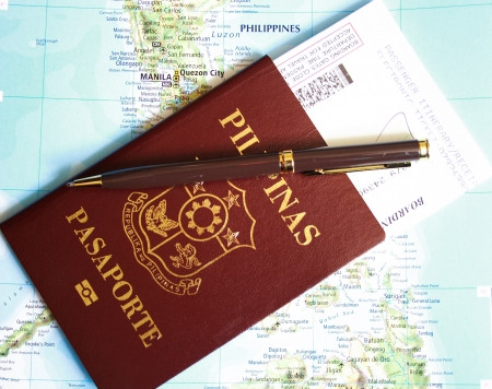 Philippine Passport Processing Fees and Lead Times