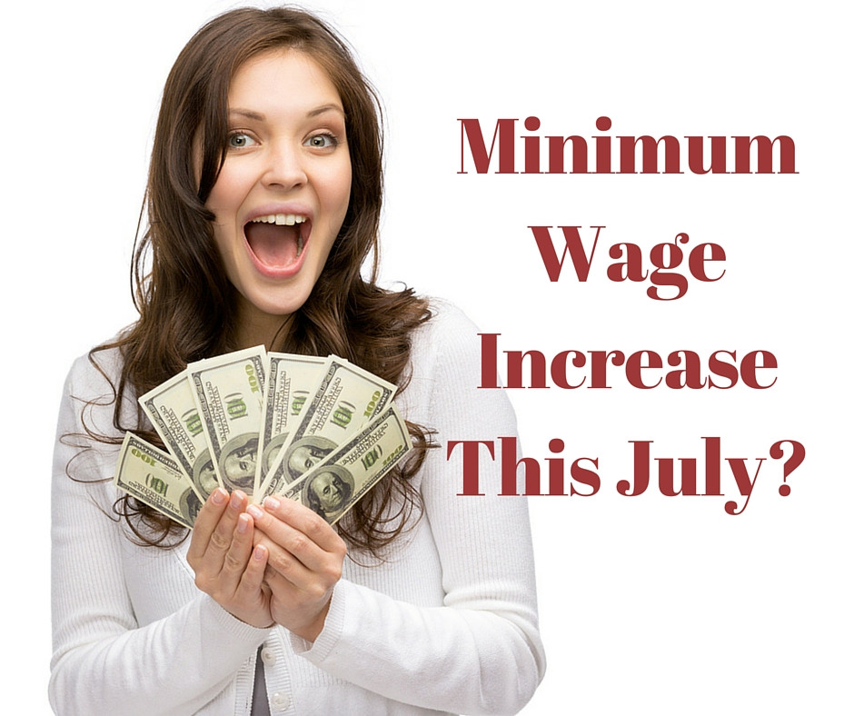 Minimum Wage Increase: Will This Be A Happy July For Caregivers?