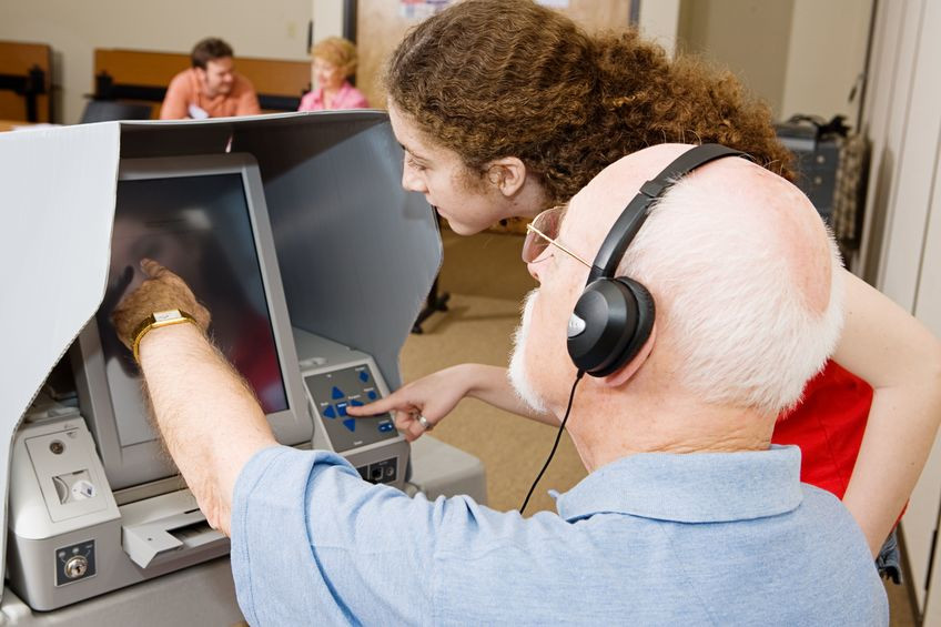 Elderly Care: Vision and Hearing Loss