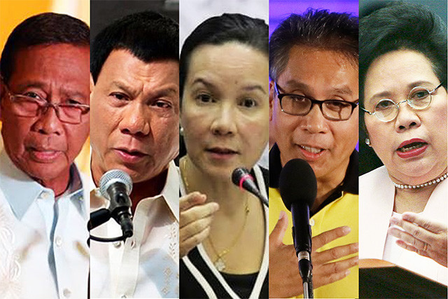 Election 2016: Philippine Presidentiables Stand on Overseas Filipino Workers