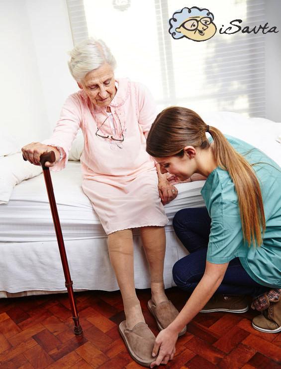 היתרונות במעבר לבית אבות