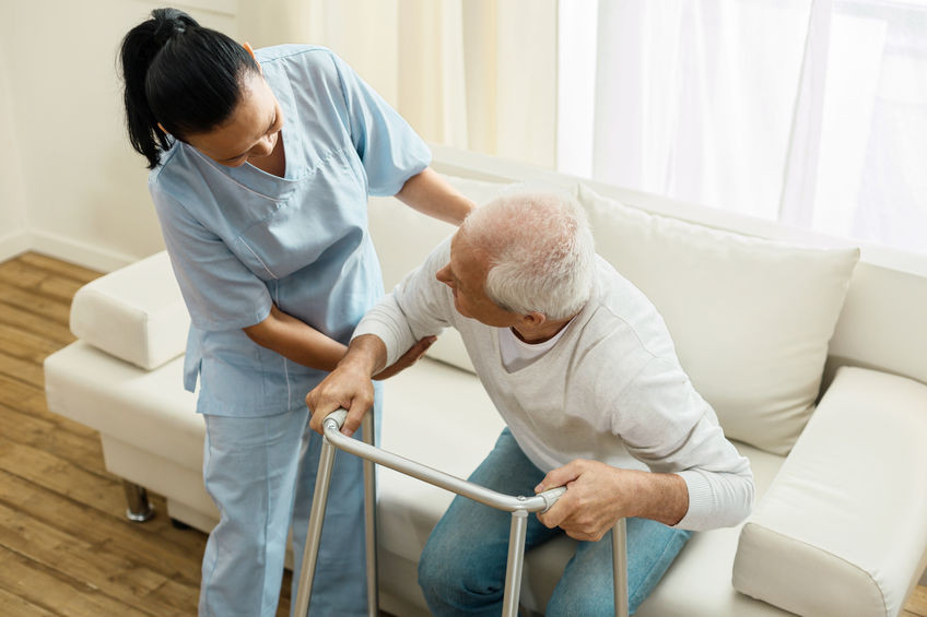 How to Avoid Caregiving-Related Injuries