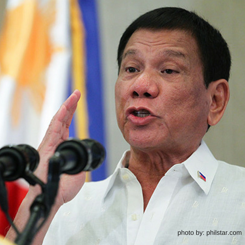 Duterte Assures Full Protection of OFWs from Abuses