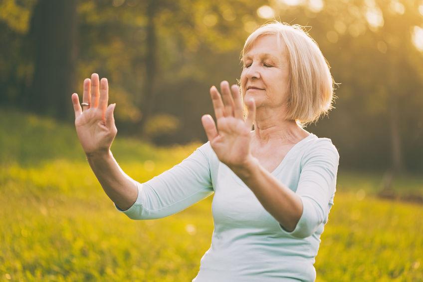 טאי צ'י – נפש בריאה בגוף בריא - גם לקשישים צעירים ברוחם
