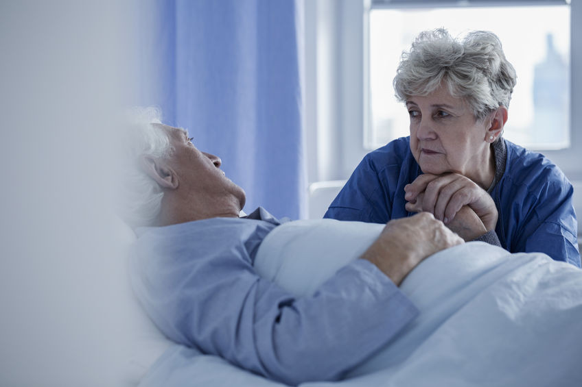 End-Life Care: How Involved is the Caregiver?