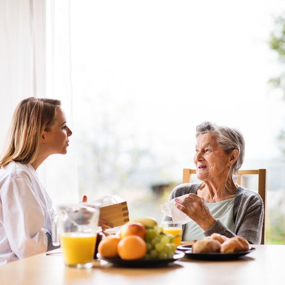 What to do with Senior Adult's Loss of Appetite