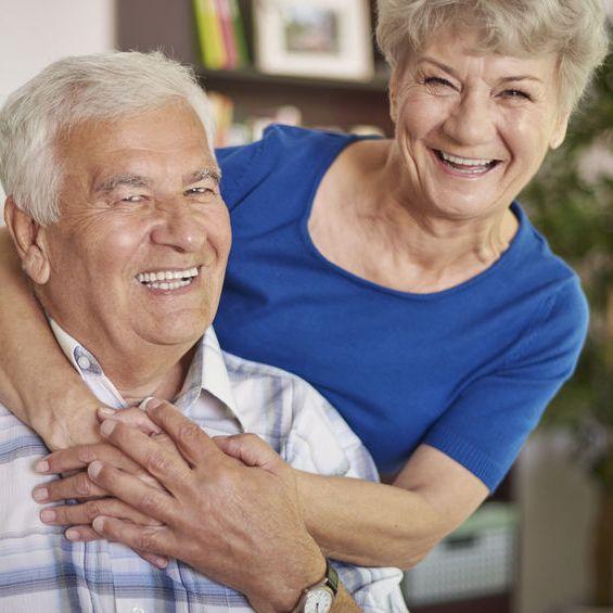 7 Benefits of Laughter in Senior Patients