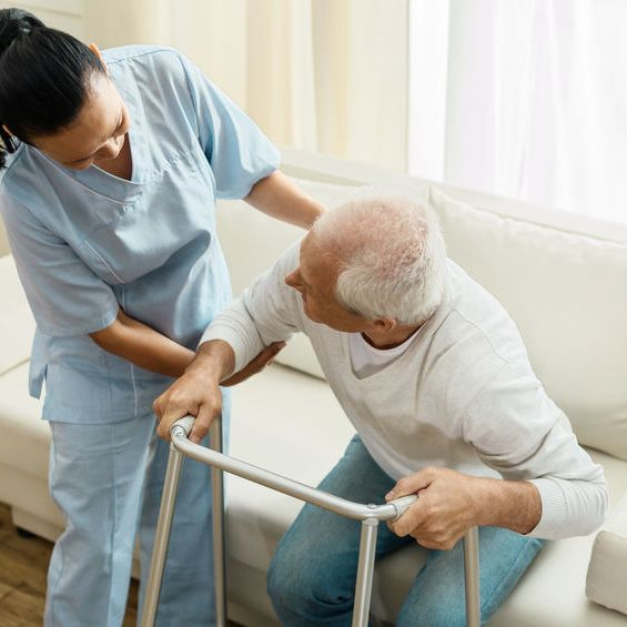 Why a Caregiver is Important to Senior Adults Who are Living Alone?