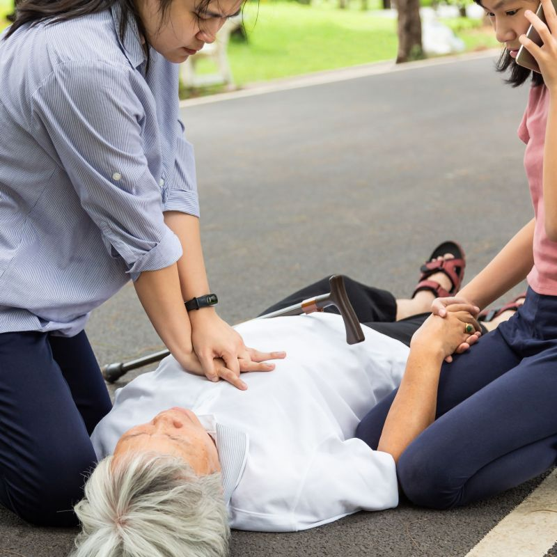 Caregiving 101: Emergency CPR Review